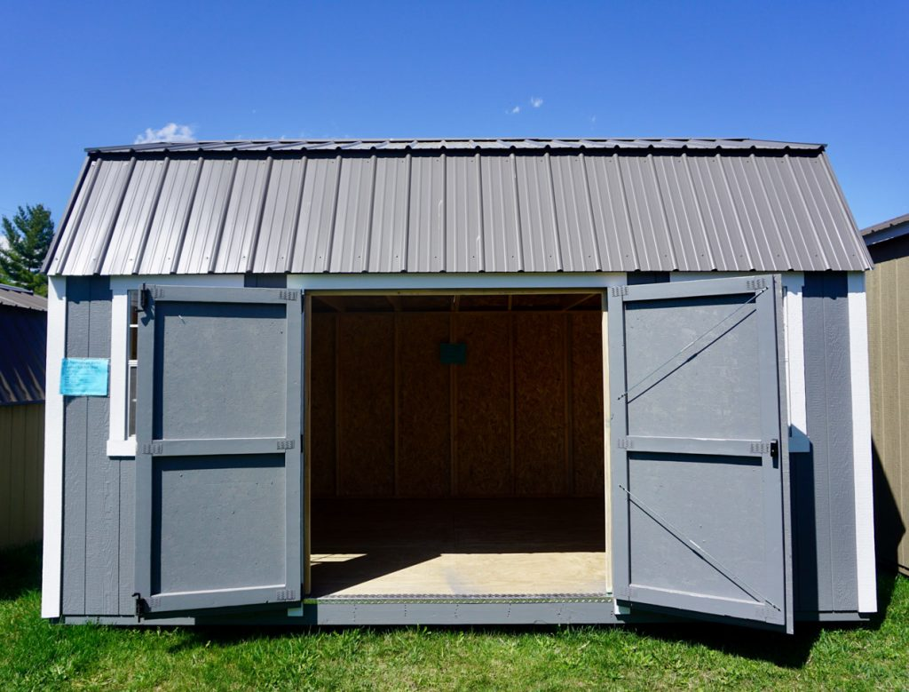 Amish Barns Sheds Garages And More For Sale In Adrian