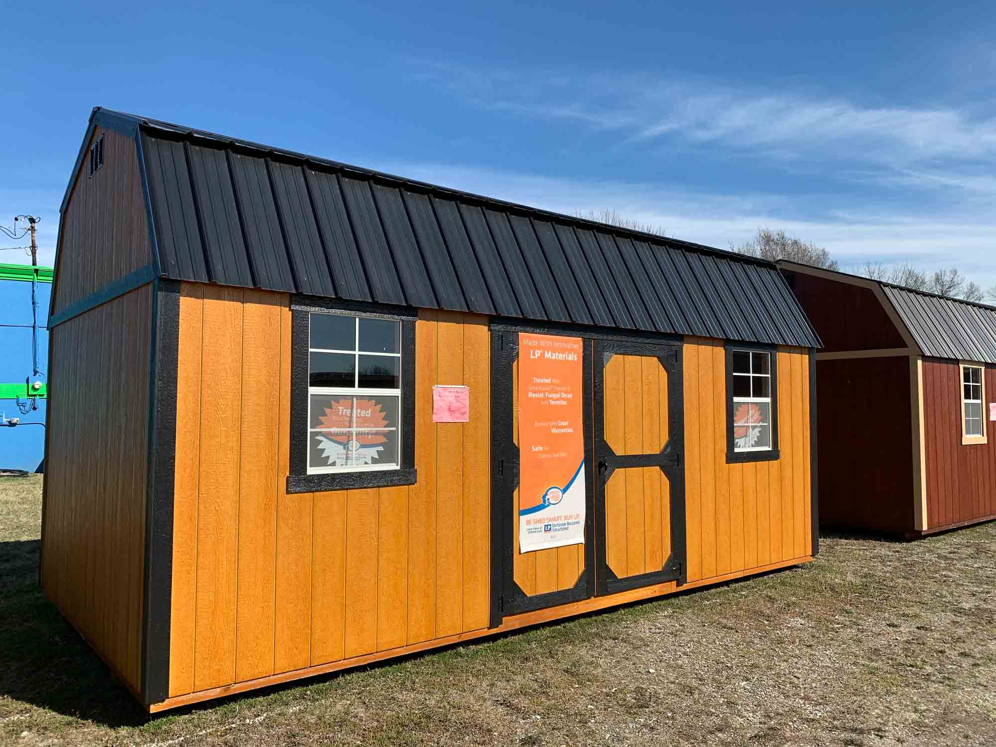 Amish Barns, Sheds, Garages and More for Sale in Adrian